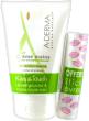 Aderma crème mains réparation intense 50 ml + aderma stick lèvres 4 g