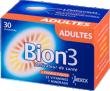 Bion 3 adultes forme et tonus 30 comprimés